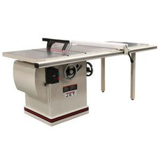 JET JTAS-12-DX 5HP 12 in. Single Phase Left Tilt Deluxe XACTA Table Sa