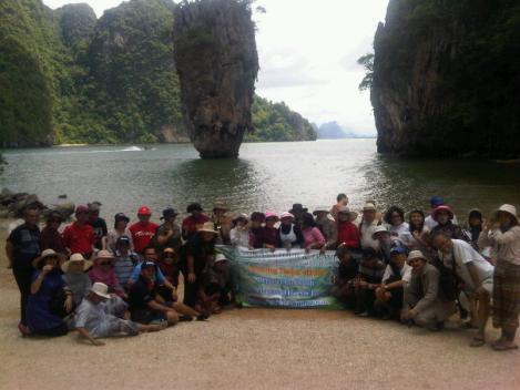 TOUR JAKARTA SINGAPORE PHUKET 5D