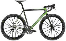 2017 Cannondale SuperSix EVO Hi-Mod Team Di2 Disc Road Bike
