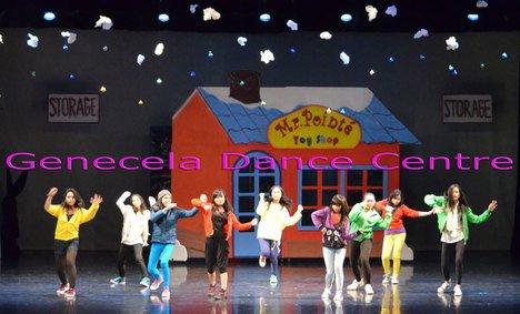 Kursus Hip Hop Dance Untuk Anak, Remaja dan Dewasa