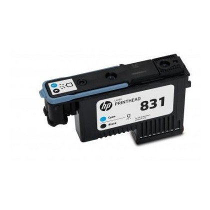 Genuine HP 831 Cyan/Black Latex Printhead CZ677A
