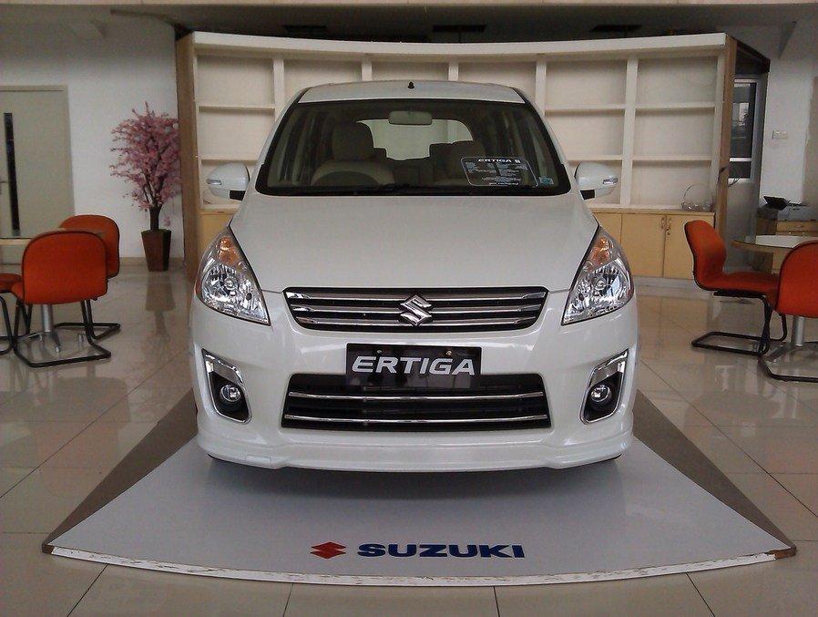 Suzuki Ertiga The Best MPV