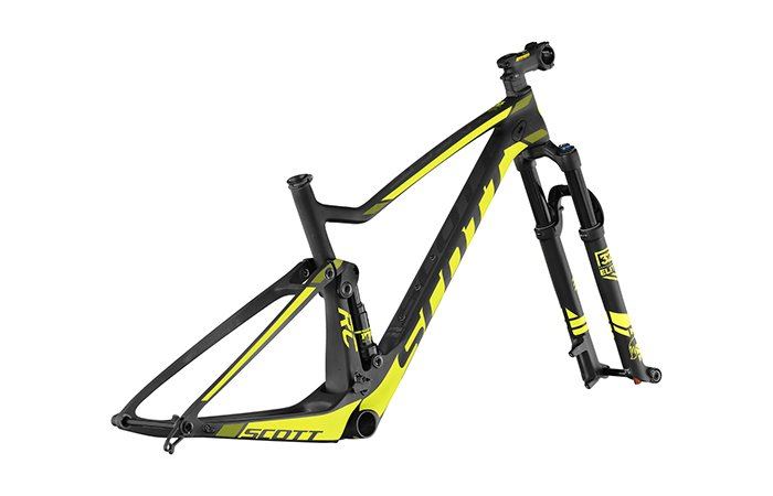 2017 Scott Spark RC 900 World Cup Frameset (ARIZASPORT)