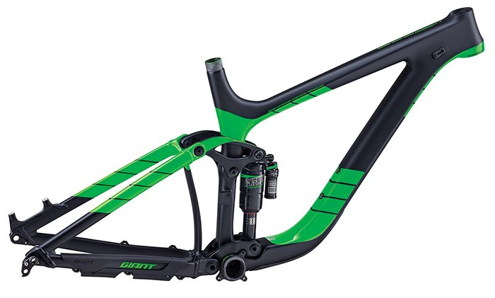 2017 Giant Reign Advanced Frameset (ARIZASPORT)