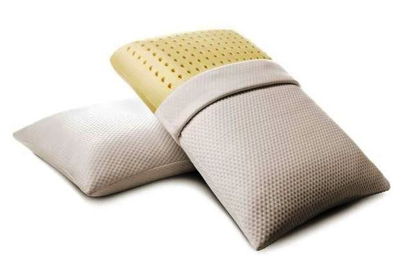 Multipin Neck Pillow Natural Latex