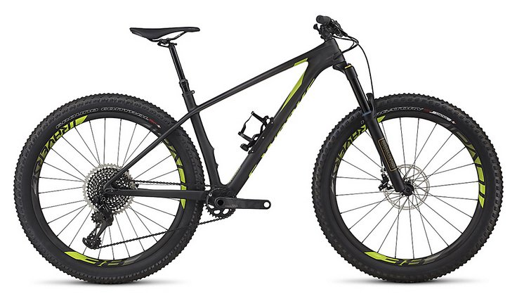 2017 Specialized S-Works Fuse 6Fattie MTB