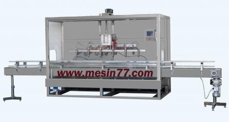 SJLF series big volume liquid liner filling machine