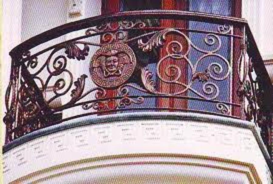 pagar tralis reling tangga balkon canopy sdll