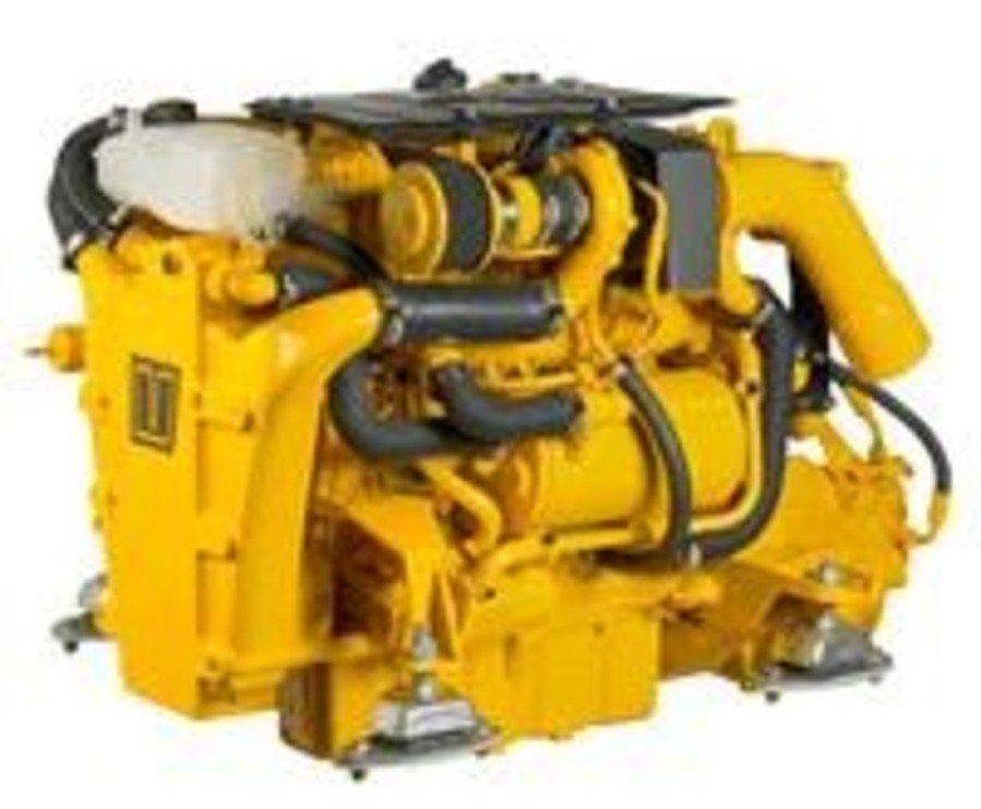Vetus 170HP VF4.170E Marine Diesel Engine
