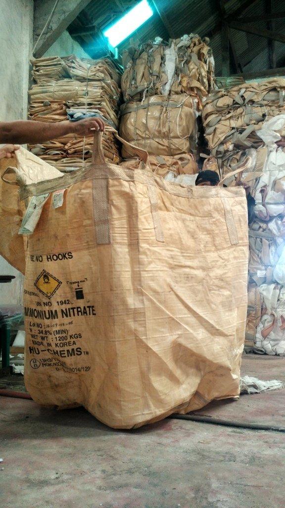 supplier sak jumbo bag bekas sidoarjo jawa timur
