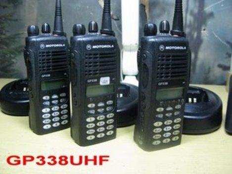 Jual Ht Motorola GP338 Jual Handy Talky Motorola GP 338