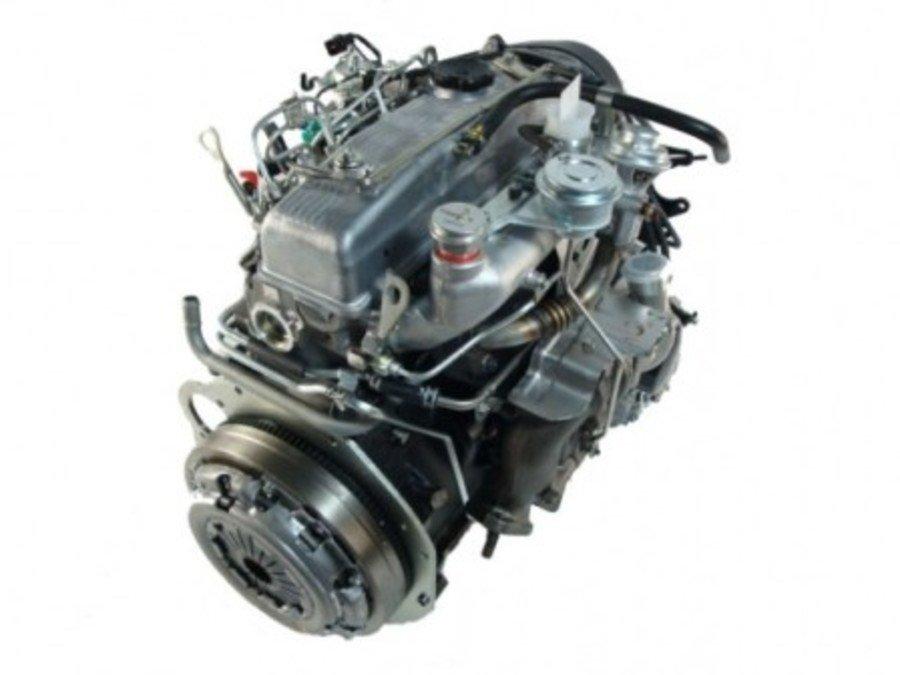 Engine Mitsubishi Pajero Sport 2.5 TDI 99 HP