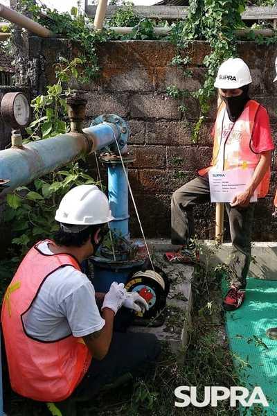 Uji Pumping Sumur Air / Water Well Pumping Test