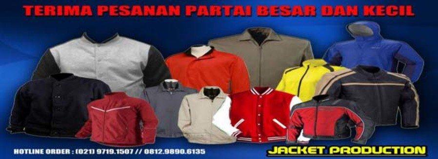 JAKET JAKARTA PRODUCTION