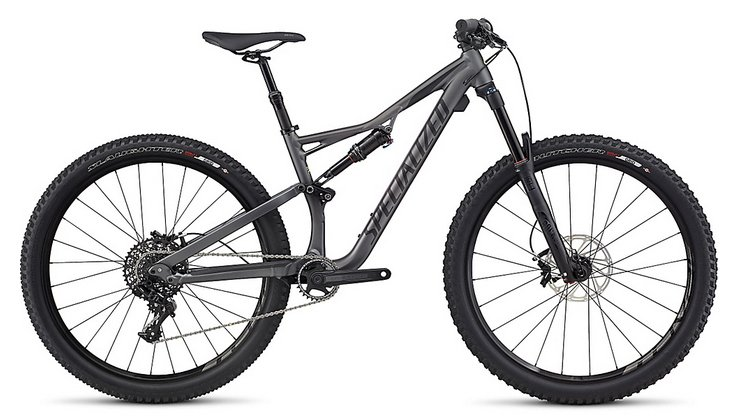 2017 Specialized Rhyme Comp 650B MTB