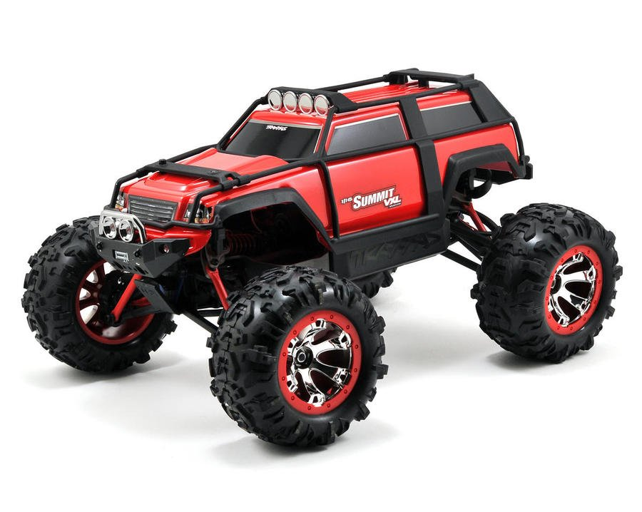 Traxxas 1/16 Summit VXL 4WD Brushless RTR Monster Truck w/TQ 2.4GHz, B