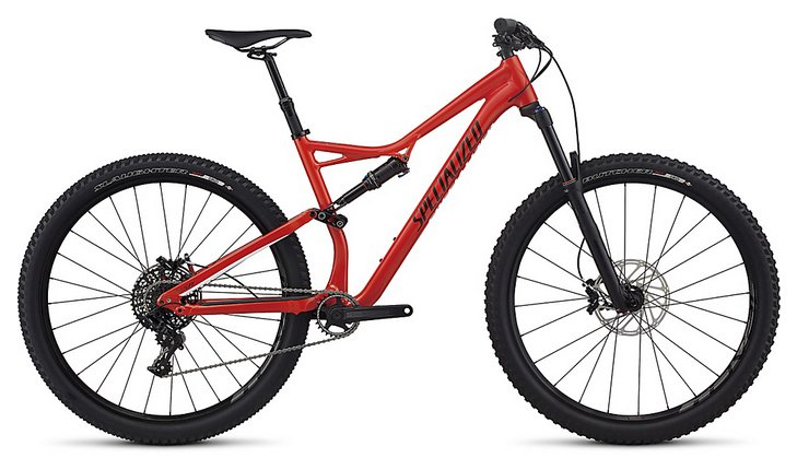 2017 Specialized Stumpjumper FSR Comp 29 MTB