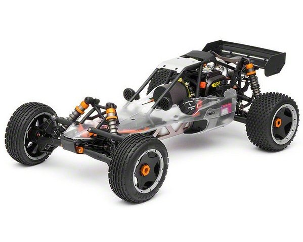 HPI 1/5 Baja 5B SS Kit w/Clear Body (26cc Gasoline Engine)