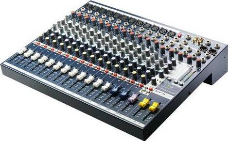 MIXER SOUNDCRAFT EFX12 ... ORIGINAL ... ! ! !