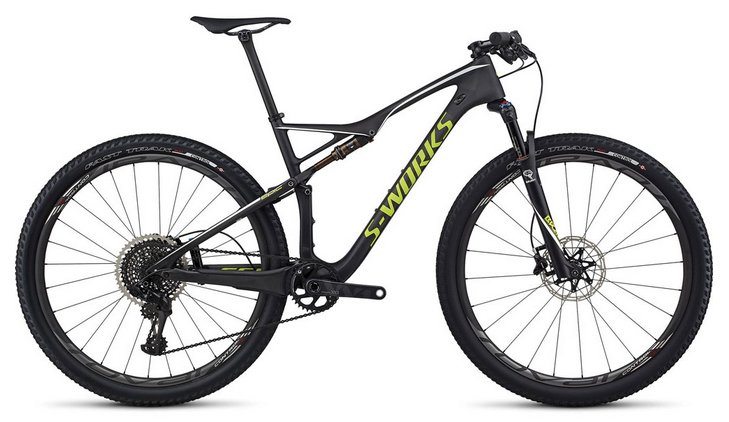 2017 Specialized S-Works Epic FSR World Cup MTB