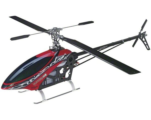 Thunder Tiger Raptor E720 G4 Electric Helicopter Kit