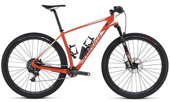 2016 Specialized Stumpjumper Expert Carbon 29 World Cup MTB