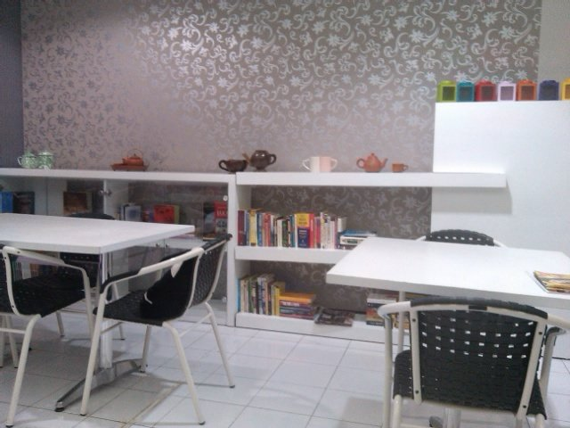 Library Cafe Malang