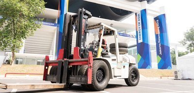 Rental Forklift 20 ton