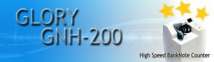 MESIN HITUNG UANG - GLORY GNH 200