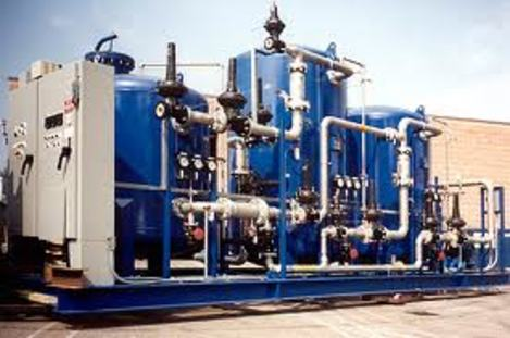 Demineralizer Water Treatment