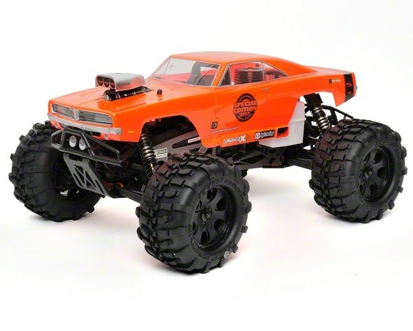 HPI 1/8 Savage X 4.6 Special Edition Big Block RTR Monster Truck w/2.4