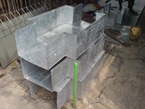 Jasa pembuatan Ducting AC & Exhaust