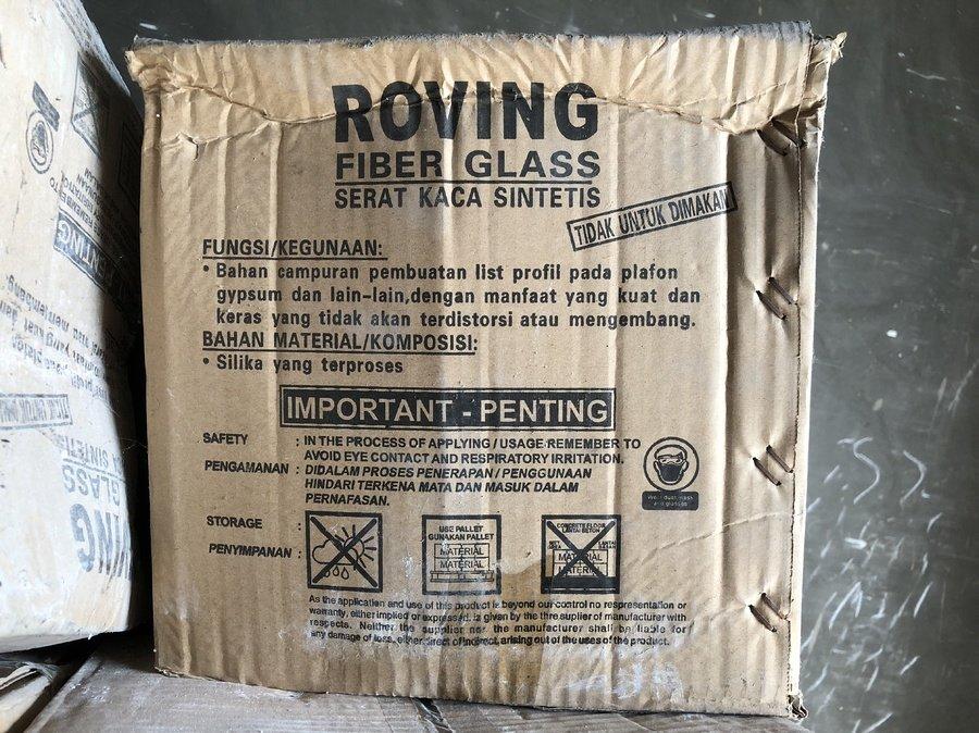 Roving Fiberglass
