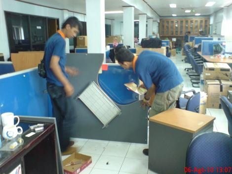 Jasa Pindahan Kantor JSA Mover