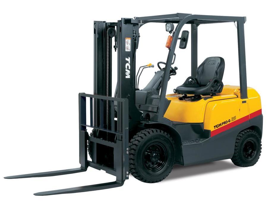 TCM Forklift Harga Dealer