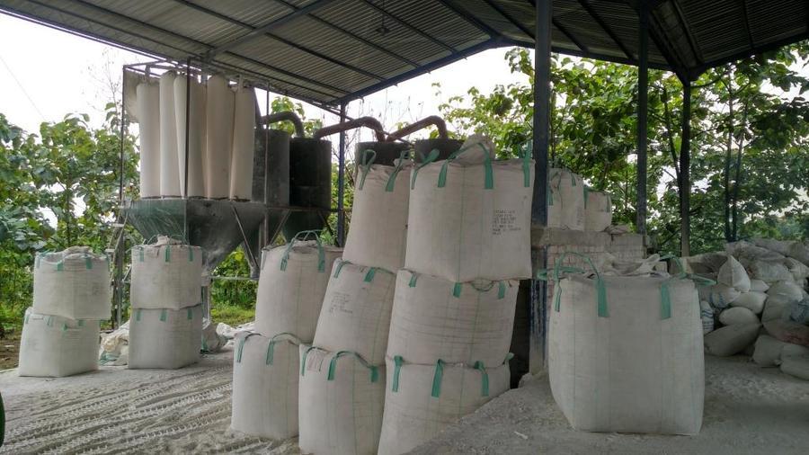 supplier jual kapur aktif CaO/gamping powder di jawa timur