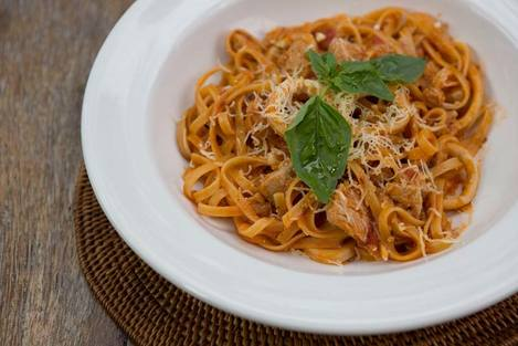 Fettuccini Marinara