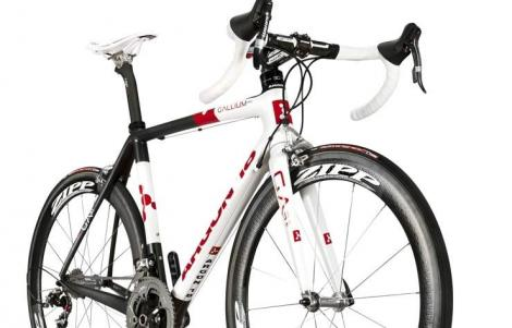 Argon 18 Gallium Pro 2011 Red Bike