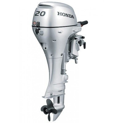 2019 HONDA 20 HP BF20D3LHT Outboard Motor