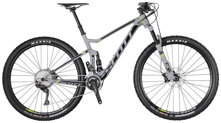 2017 Scott Spark 940 Mountain Bike