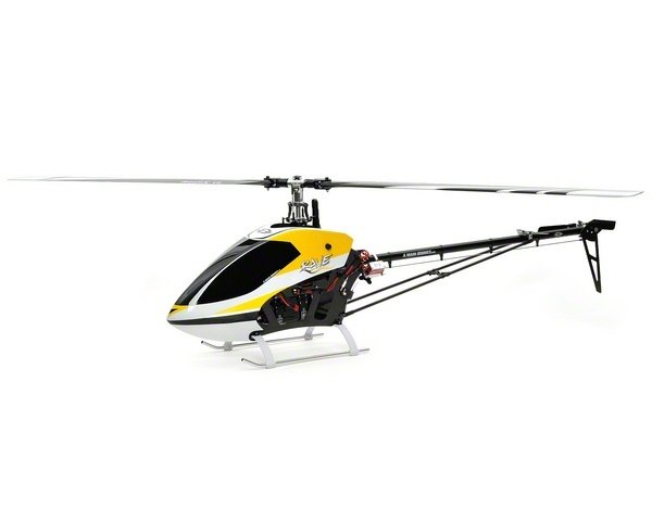 Curtis Youngblood Rave Ballistic FSO Electric Helicopter Kit w/Steel G