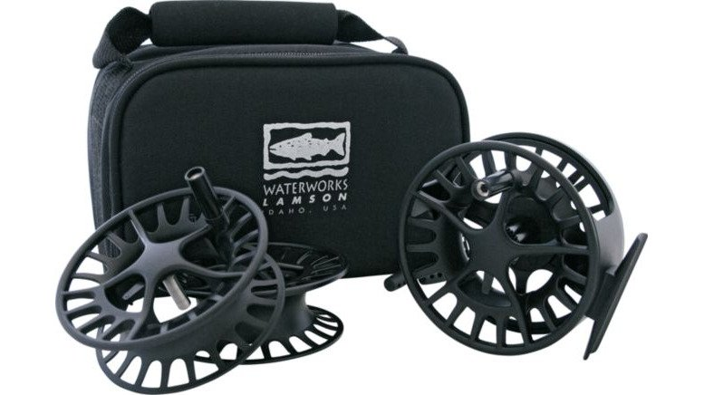 Lamson Liquid Three Pack Reel