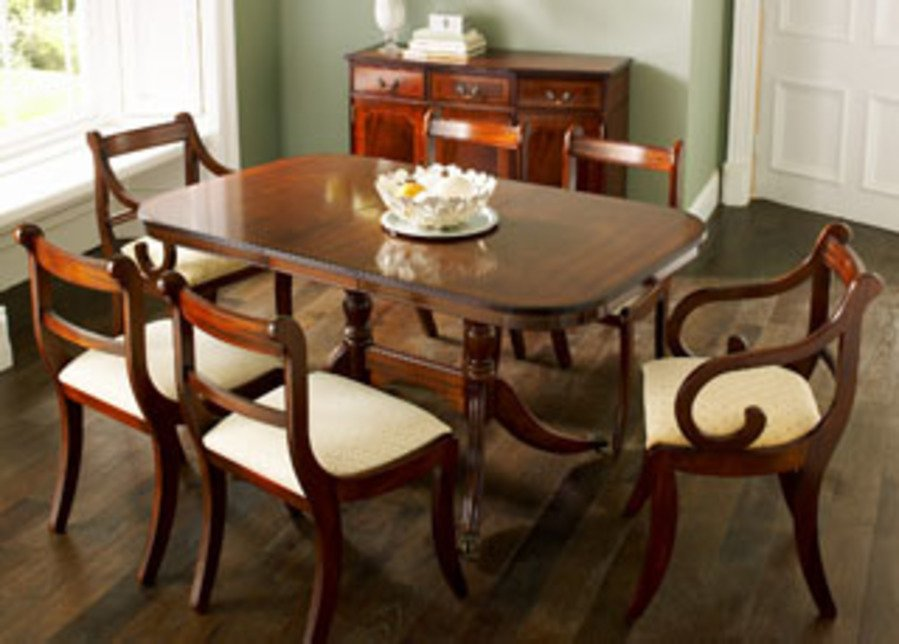 Dining Set - Antique Reproduction Furniture