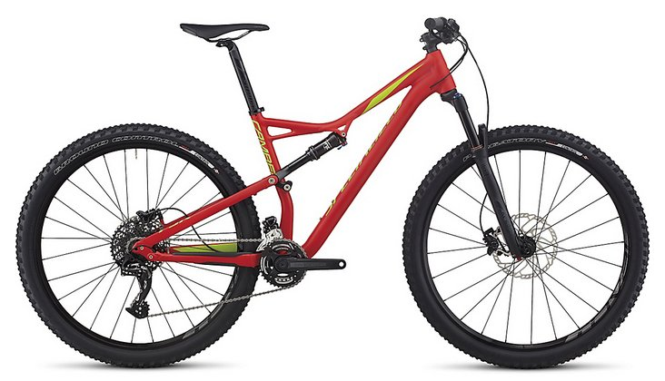 2017 Specialized Camber Comp 29 MTB
